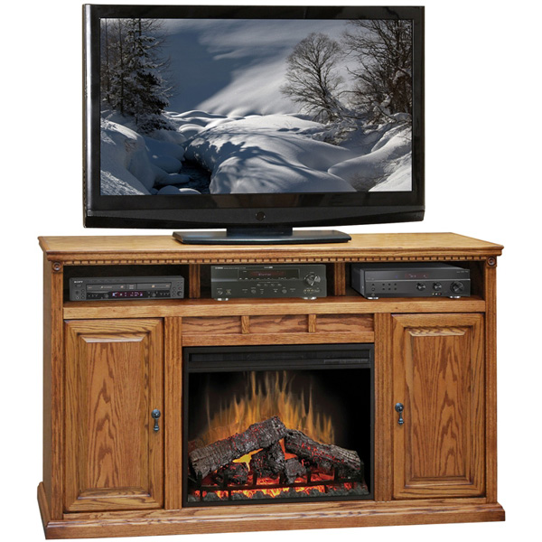 Legends 62 Media Console Fireplace Sd5101 171 Saber Tv