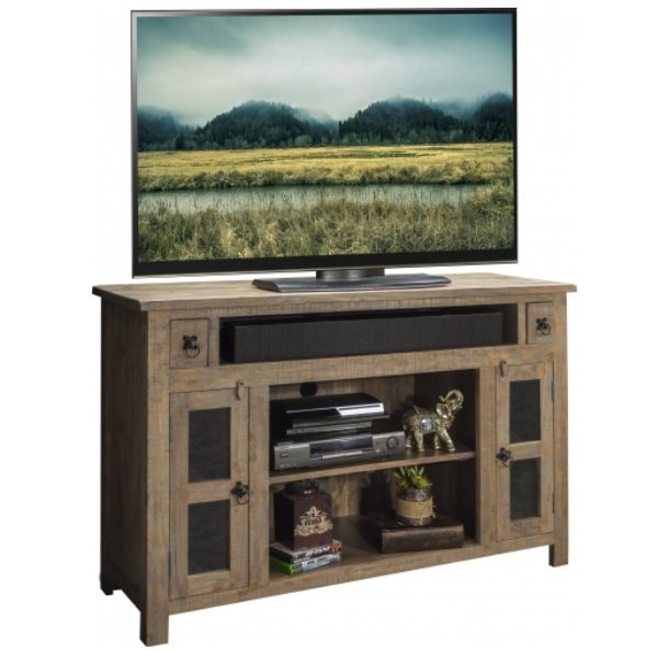 Legends Adari Old World Classic Solid Exotic Wood Tv Console Holds Up To 65 Tv Zadr 1965