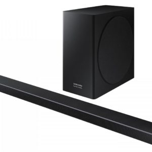 LG 5 1 2 Channel Sound Bar w/Meridian Technology & Dolby